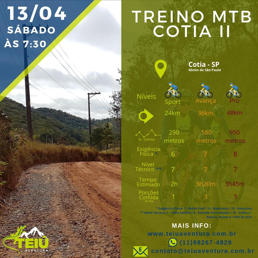TREINO-MTB-COTIA-II Seja membro do Clube Teiú - Teiú Aventura