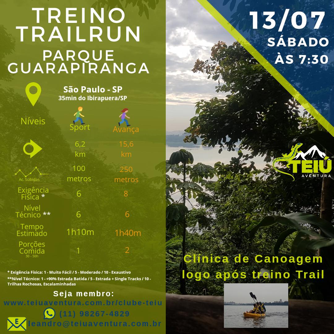 20190710_132025_0000 Treino Trail Run - Parque Guarapiranga