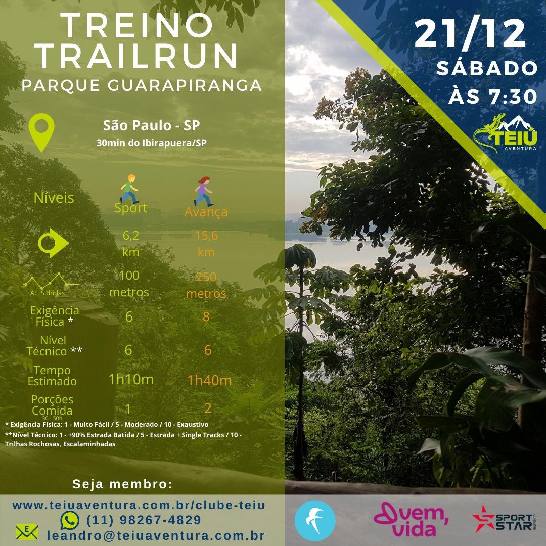 Trail-Pq.-Guarpiranga-Dezembro-1 Treino Trail Run - Parque Guarapiranga