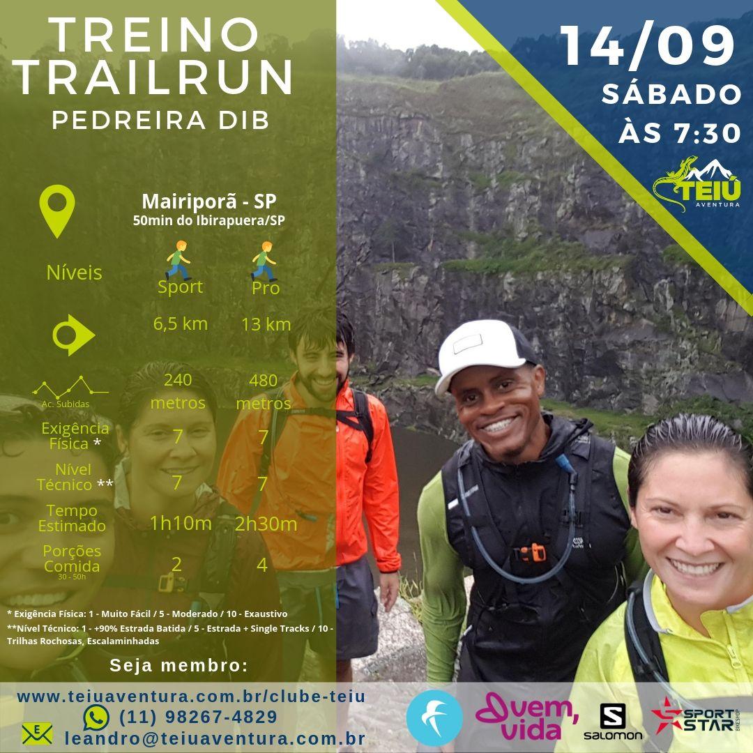 Treino-Trail-Teiu-Pedreira-DIB-14-09 Treino Trail Run - Pedreira DIB